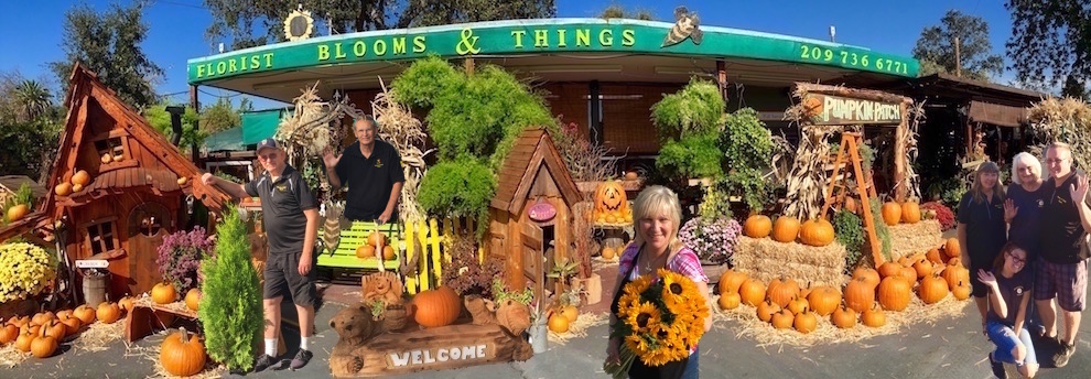 Blooms And Things Florist